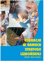 Edukacja w ramach strategii lizbońskiej. - okładka książki
