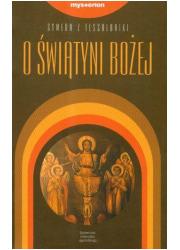 O Świątyni Bożej - okładka książki