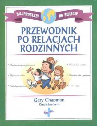 Przewodnik po relacjach rodzinnych - okładka książki