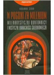 W pogoni za milenium. Milenarystyczni - okładka książki