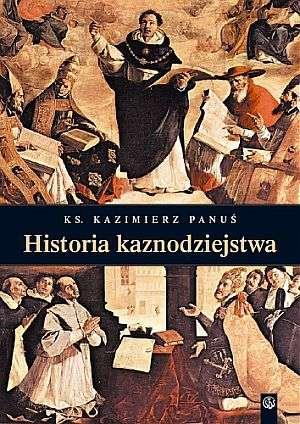Historia kaznodziejstwa - okładka książki