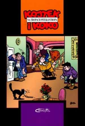 Kajtek i Koko. Na tropach pitekantropa - okładka książki