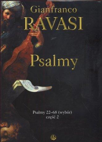 Psalmy. Tom 2. Psalmy 22-68 (wybór) - okładka książki