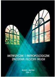 Religia i mistyka. Tom 5. Metafizyczne - okładka książki