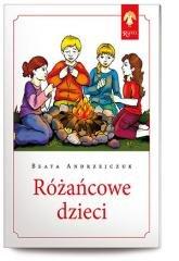 Różańcowe dzieci - okładka książki
