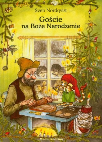 Goście na Boże Narodzenie - okładka książki