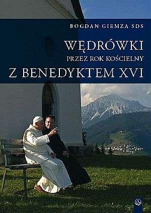 Wędrówki przez Rok Kościelny z - okładka książki