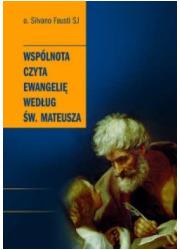Wspólnota czyta Ewangelię według - okładka książki