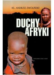 Duchy Afryki - okładka książki