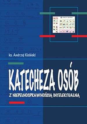 Katecheza osób z niepełnosprawnością - okładka książki