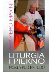 Liturgia i piękno - okładka książki