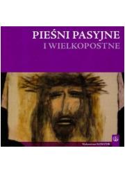 Pieśni pasyjne i wielkopostne (CD) - okładka płyty