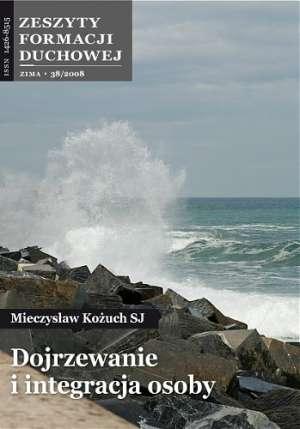 Zeszyty Formacji Duchowej nr 38/2008. - okładka książki