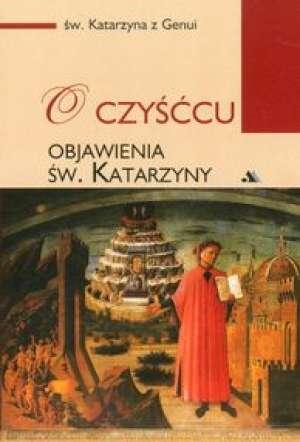 O czyśćcu. Objawienia św. Katarzyny - okładka książki