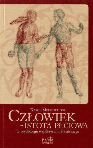 Człowiek - istota płciowa. O psychologii - okładka książki