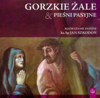 Gorzkie żale i Pieśni pasyjne - okładka płyty