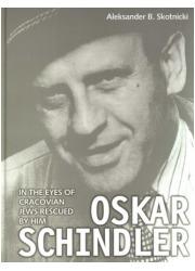 Oskar Schindler in the eyes of - okładka książki