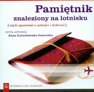 Pamiętnik znaleziony na lotnisku - pudełko audiobooku