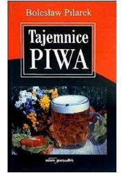 Tajemnice piwa - okładka książki
