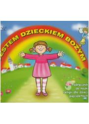 Jestem dzieckiem Bożym. 5-latki. - okładka książki