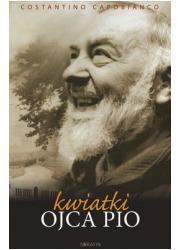 Kwiatki Ojca Pio - okładka książki