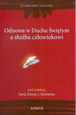 Odnowa w Duchu Świętym a służba - okładka książki