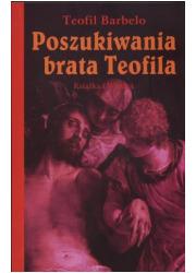 Poszukiwania brata Teofila - okładka książki