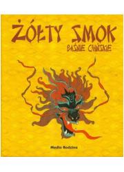 Żólty smok. Baśnie chińskie - okładka książki
