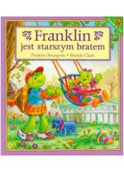 Franklin jest starszym bratem - okładka książki