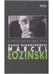 Marcel Łoziński. Seria: Ludzie - okładka książki