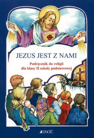 Jezus jest z nami. Klasa 2. Szkoła - okładka podręcznika