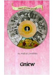 Gniew. Seria: Siedem grzechów głównych - okładka książki