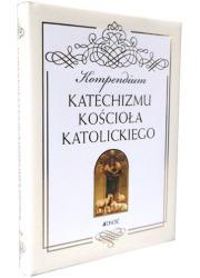 Kompendium Katechizmu Kościoła - okładka książki