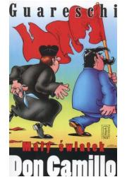 Mały światek Don Camillo - okładka książki