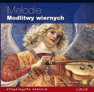Melodie. Modlitwy wiernych - okładka płyty