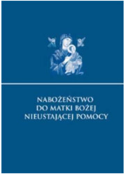 Nabożeństwo do Matki Bożej Nieustającej - okładka książki