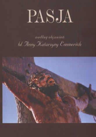 Pasja według objawień bł. Anny - okładka książki