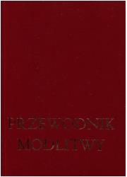 Przewodnik modlitwy - okładka książki