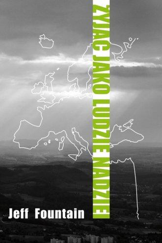 Żyjąc jako ludzie nadziei - okładka książki