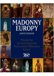 Madonny Europy - okładka książki