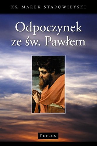 Odpoczynek ze Św. Pawłem - okładka książki