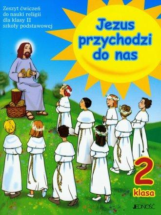 Jezus przychodzi do nas. Klasa - okładka podręcznika
