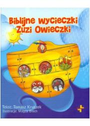 Biblijne wycieczki Zuzi Owieczki - okładka książki