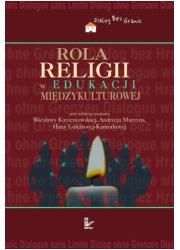 Rola religii w edukacji międzykulturowej. - okładka książki