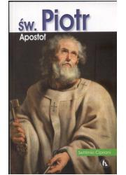 Św. Piotr Apostoł - okładka książki