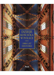 Dzieje Kościoła w Polsce - okładka książki