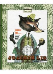 Joachim Lis. Detektyw dyplomowany - okładka książki