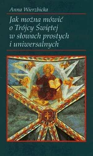 Jak można mówić o Trójcy Świętej - okładka książki