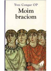 Moim braciom - okładka książki