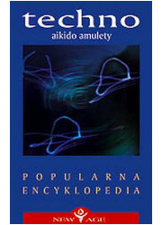 Techno, aikido, amulety - okładka książki